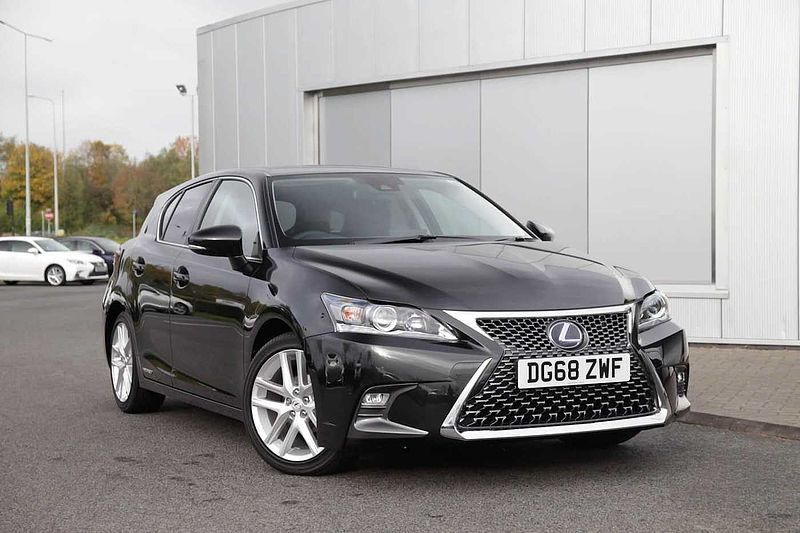 Lexus CT 200h 1.8 Luxury